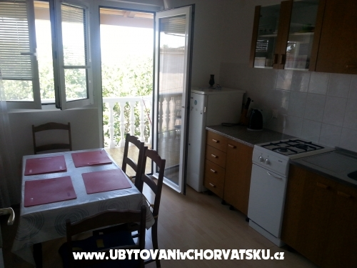 Apartma Ruža - Pirovac Hrvaška