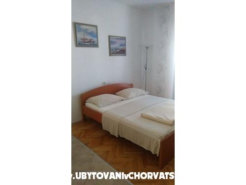 Apartmány Čubrić - Pirovac Chorvátsko