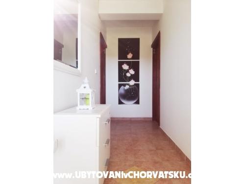 Apartmanok Danica - Pirovac Horvátország