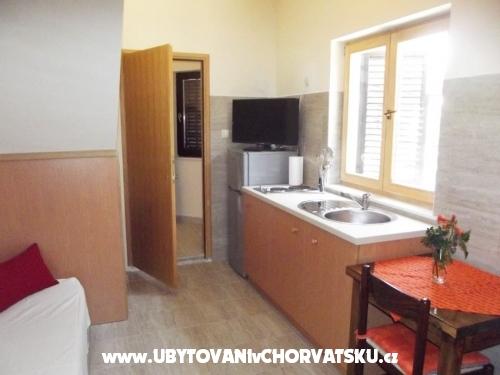 Apartmány Juliška - Pirovac Chorvatsko