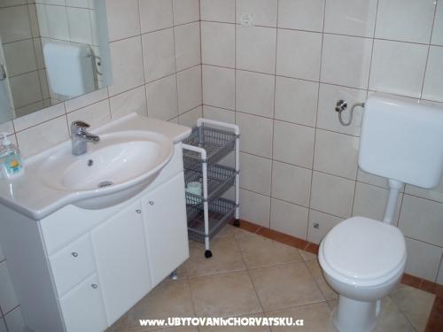 Appartements Biserka - Pirovac Croatie
