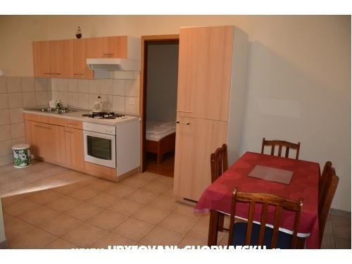 Apartmány Biserka - Pirovac Chorvatsko