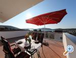 Apartment Terrace paradise, Pirovac, Croatia