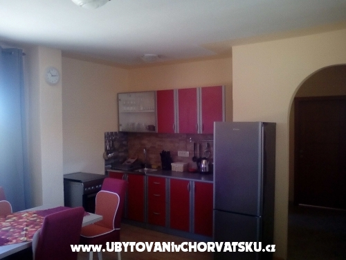 Apartments AB - Pirovac Croatia