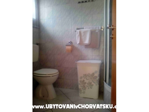 Apartmány AB - Pirovac Chorvátsko