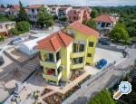 Villa Atlantida apartments - Pirovac Хорватия