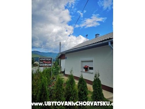 Apartmán Phoenix No.12 - Plitvice Chorvátsko