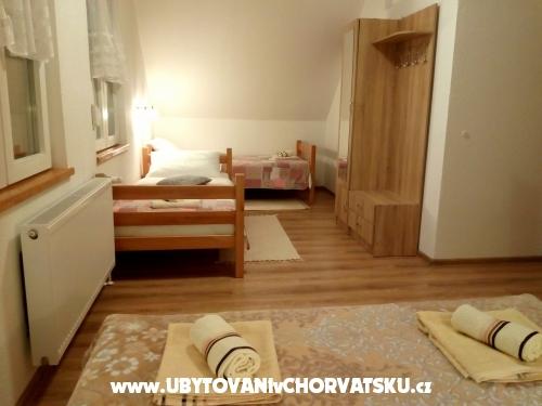 Guest Dům Lipov Hlad - Plitvice Chorvatsko