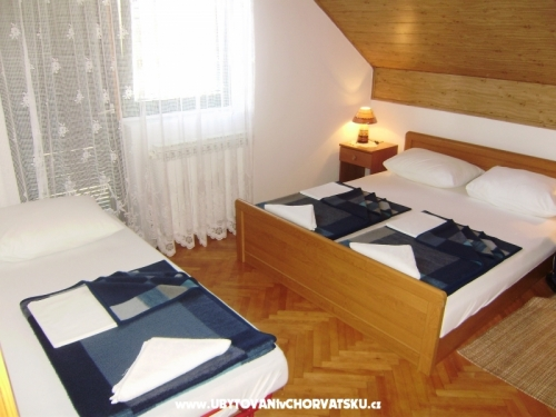 Dům Osana - Plitvice Chorvatsko