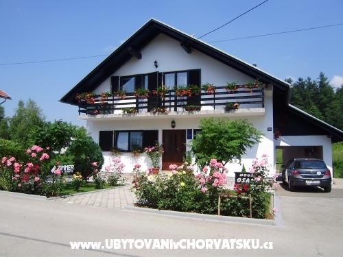 Dom Osana - Plitvice Chorwacja