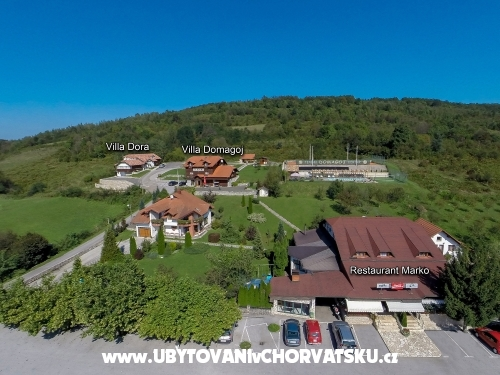 Tourist Center Marko B&B - Plitvice Croatie