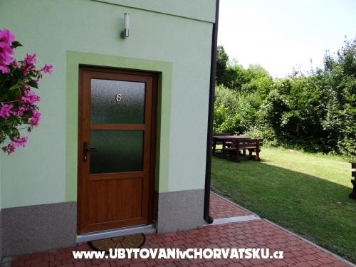 Vila Čančar - Plitvice Croatie