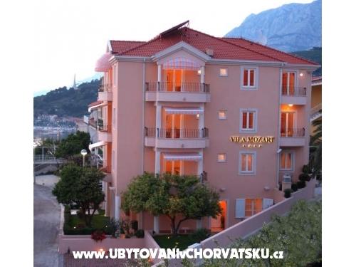 Villa Mozart - Podgora Chorvátsko