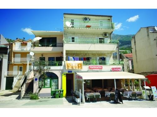 Seafront Studio Appartement + Balcony - Podgora Kroatië