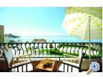 Seafront Studio Appartement + Balcony - Podgora Kroatien