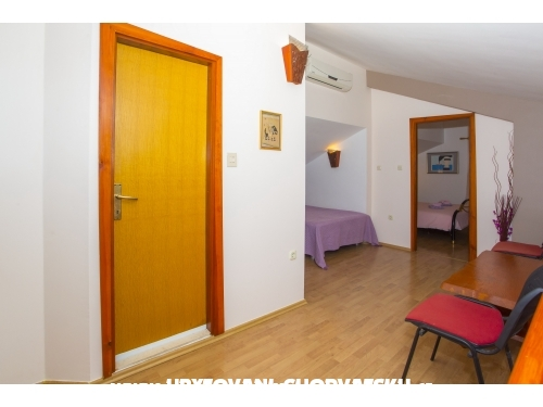 Apartmány Lendić - Makarska riviera - Podgora Chorvátsko