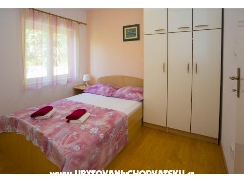 Apartmány  Lendić - Makarska rivier - Podgora Chorvátsko