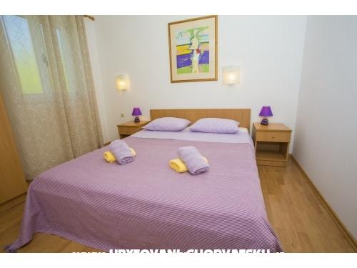 Appartamenti  Lendić - Makarska rivier - Podgora Croazia