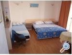 Appartements  Lendi� - Makarska rivier - Podgora Kroatien