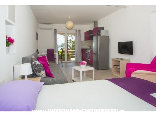 Apartmaji Lendić - Makarska riviera - Podgora Hrvaška