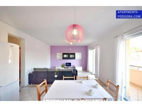Apartments Ante Vodanović - Podgora Croatia