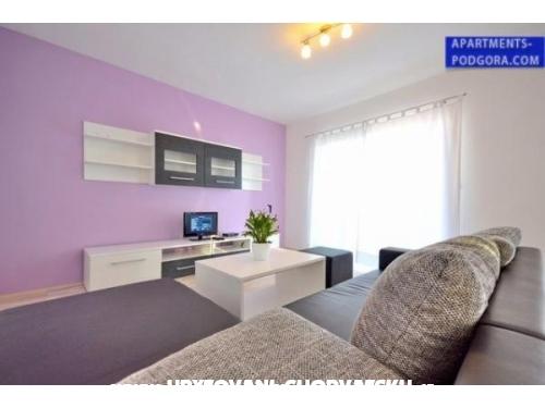 Appartements Ante Vodanović - Podgora Kroatien
