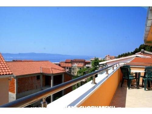 Apartamenty Ante Vodanović - Podgora Chorwacja