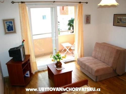 Apartmanok Ante Vodanović - Podgora Horvátország