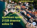 Appartements Apollo - Podgora Kroatien