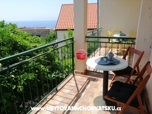 Apartments Daria - Podgora Croatia
