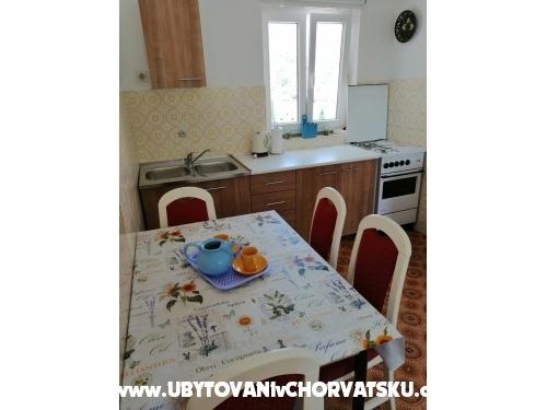 Apartmány Daria - Podgora Chorvatsko