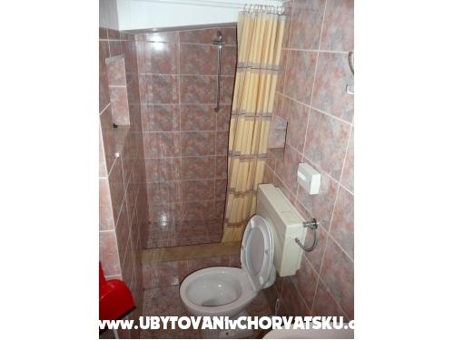 Apartmány Dražena-Čaklje - Podgora Chorvátsko