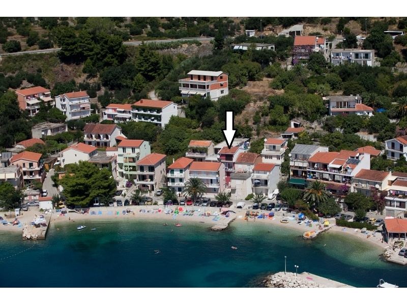 Apartmani Dra�ena-�aklje - Podgora Hrvatska