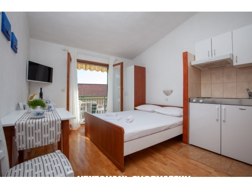 Apartmány Erceg - Podgora Chorvatsko