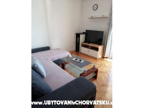Apartmanok Fluctus TA - Podgora Horvátország