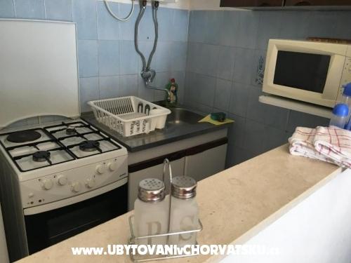 Apartmány Fluctus TA - Podgora Chorvátsko