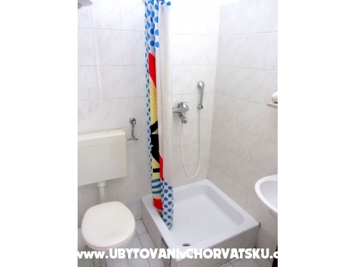 Apartamenty Gareljić - Podgora Chorwacja