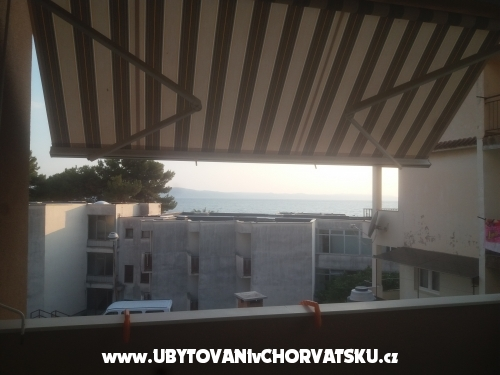 Apartments Gnjec - Podgora Croatia