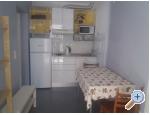 Appartements Gnjec - Podgora Kroatien