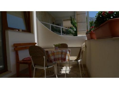 Appartements Goran - Podgora Kroatien