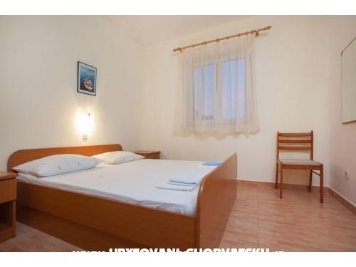 Apartmány Ina - Podgora Chorvatsko