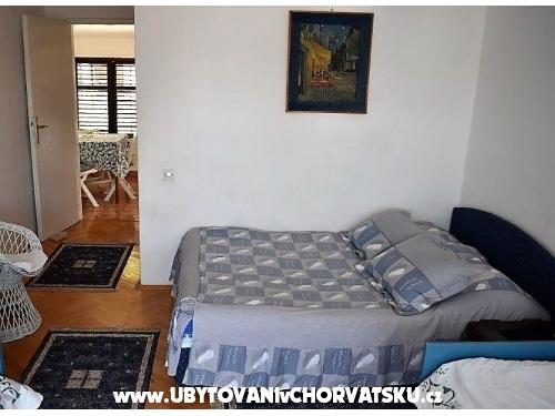 Apartmány Jadranka - Podgora Chorvatsko
