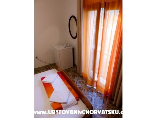 Apartmanok Villa  Jasminka - Podgora Horvátország