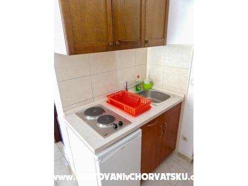 Apartamenty Villa  Jasminka - Podgora Chorwacja