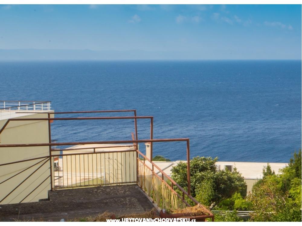 Apartmány Josko - Podgora Chorvátsko