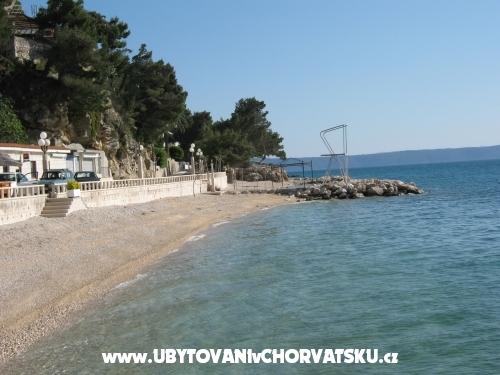 Apartmány Josko - Podgora Chorvatsko