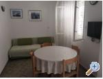 Apartmány Julka - Podgora Chorvatsko