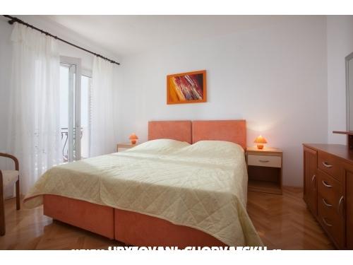 Apartmány Lucijetić - Podgora Chorvatsko