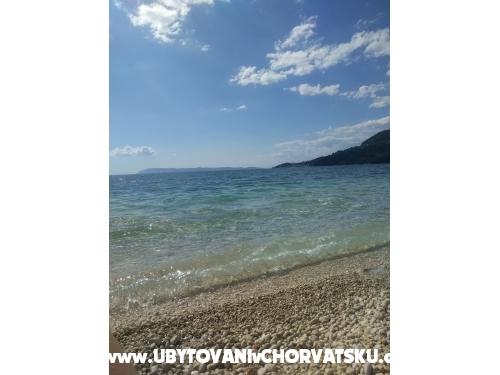Apartmanok Martinovka - Podgora Horvátország