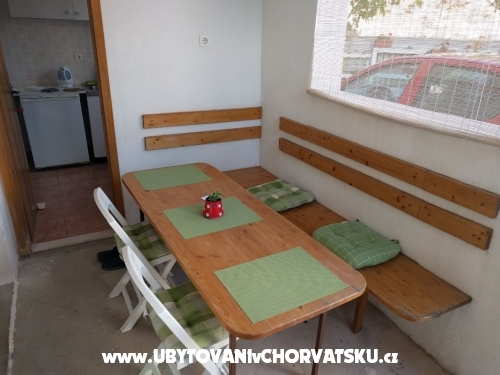 Apartments Martinovka - Podgora Croatia